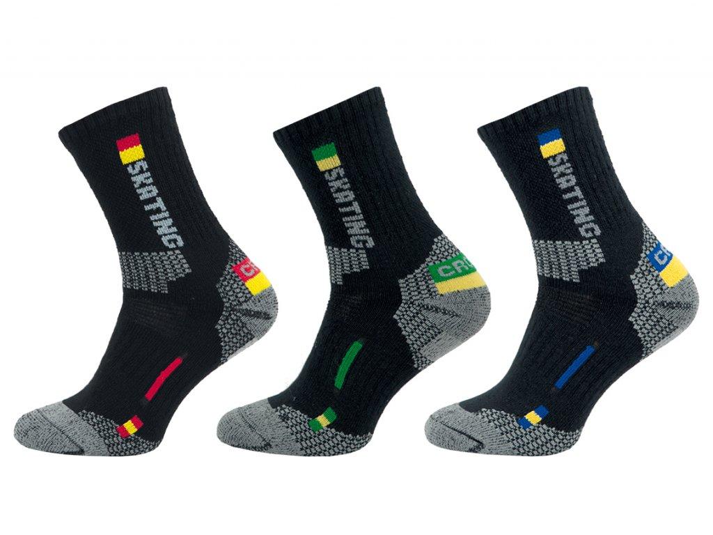 Ponožky Thermo Skating