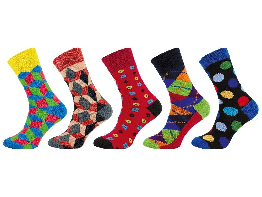 Ponožky Happy Socks vzor