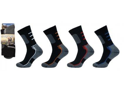 Dámské apánské ponožky TREK 2