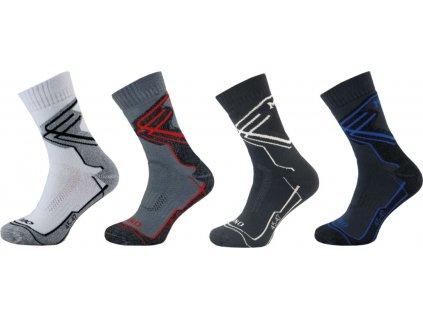 Ponožky Thermo Hiking 1223