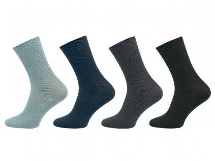 Pánské ponožky Medic – 100% bavlna - balení 5 párů