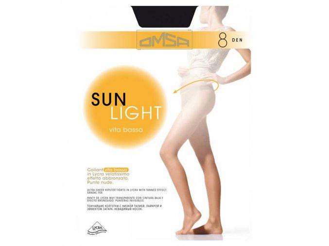 SUN LIGHT VITA BASSA bederní punčochové kalhoty 095OM