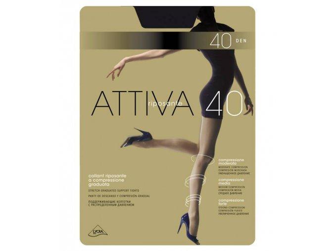 ATTIVA 40 punčochové kalhoty 269OM