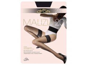 MALIZIA 20 samodržící punčochy