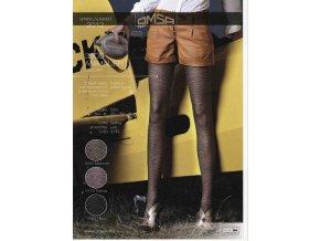 ANIMALIER punčochové kalhoty 3309