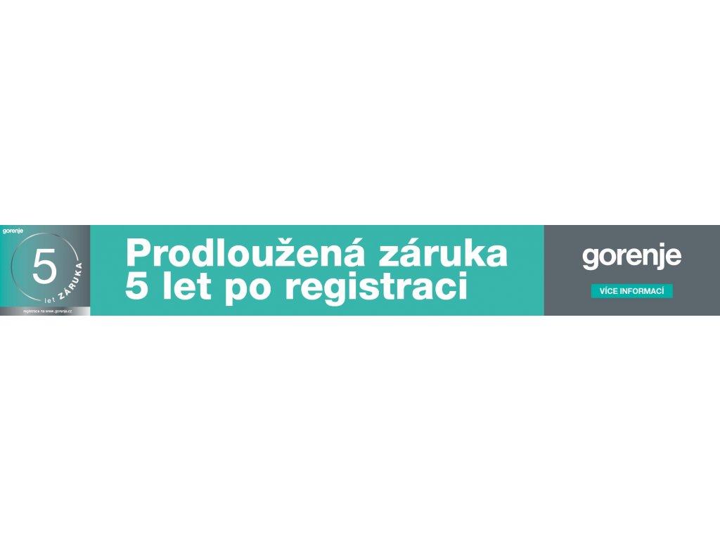 GOR banner Prodloužená záruka 5 let po registraci 1995x250 CZ