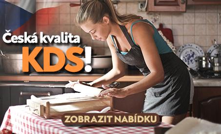 Česká kvalita - to je KDS!