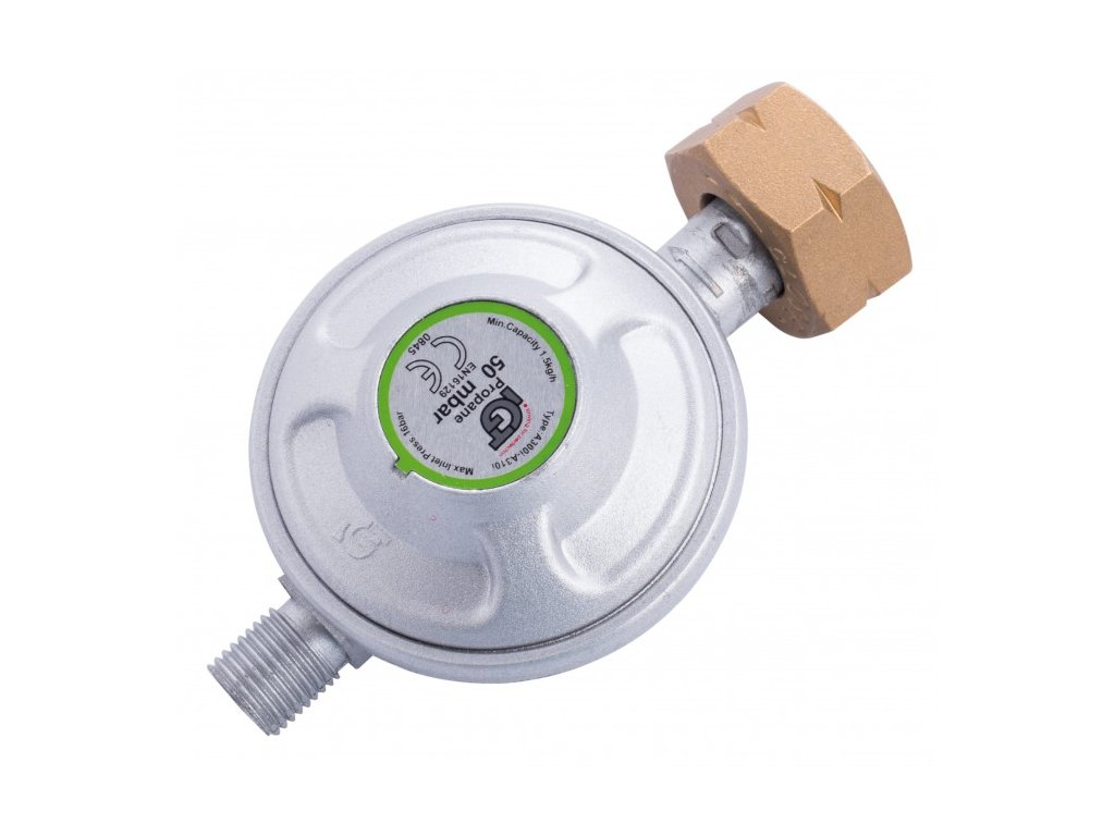 regulator tlaku 30mbar zavit g 1 4l