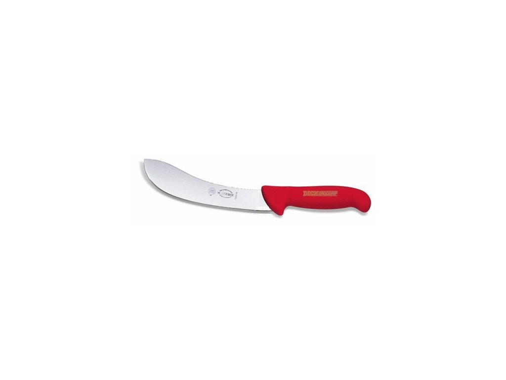 Nůž na stahování kůží v délce 15 cm