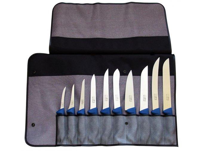 Svinovačka s 10 řeznickými noži PROFI LINE