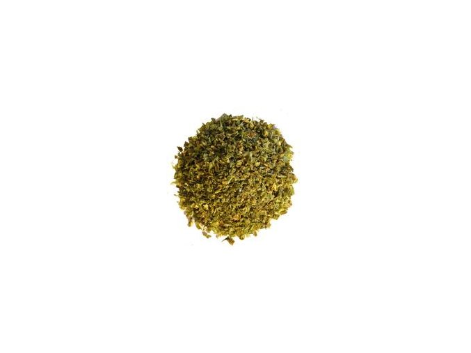 paprika drcena zelena m