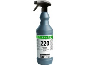 0000801 CLEAMEN 220 nerez lestic 1L