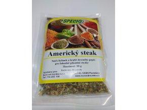 americký steak