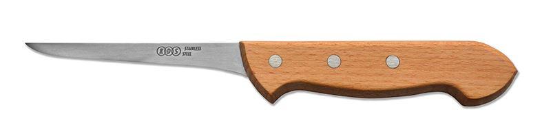 Nůž řeznický 5 dřevo buk - vykosťovací