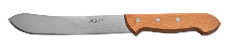Nůž řeznický 8 dřevo buk - špalkový