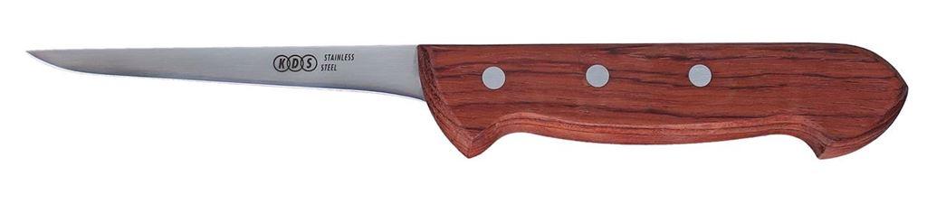 Nůž řeznický 5 dřevo bubinga - vykosťovací