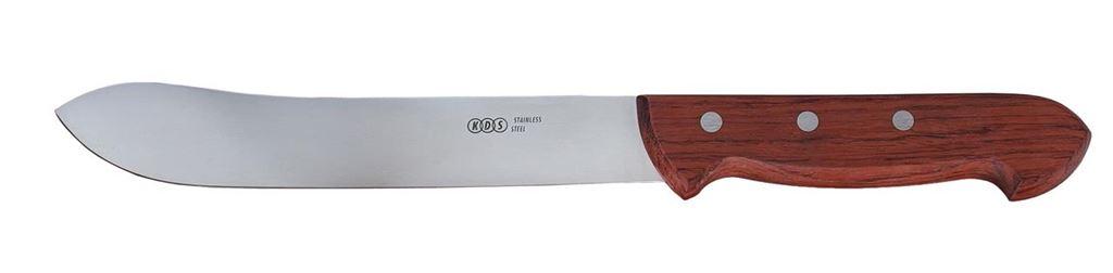 Nůž řeznický 8 dřevo bubinga - špalkový