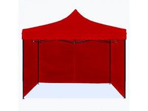 nožnicový-stan-cerveny-3x3