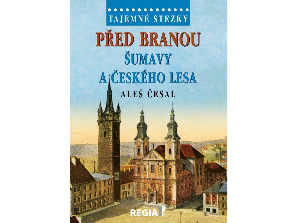 Před branou Šumavy a Českého lesa,