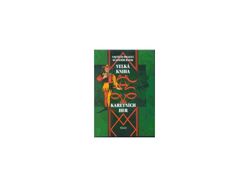 Velká kniha karetních her