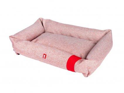 Pelech pro psy BED BOBBIE - růžová