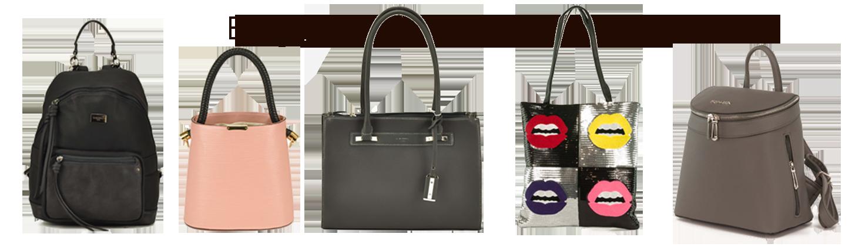 Elegantní kabelky - přes rameno, crossbody | NUGATU