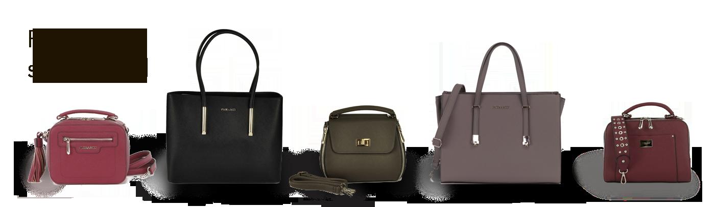 Flora & Co - luxusní kabelky do ruky i přes rameno nebo crossbody | NUGATU