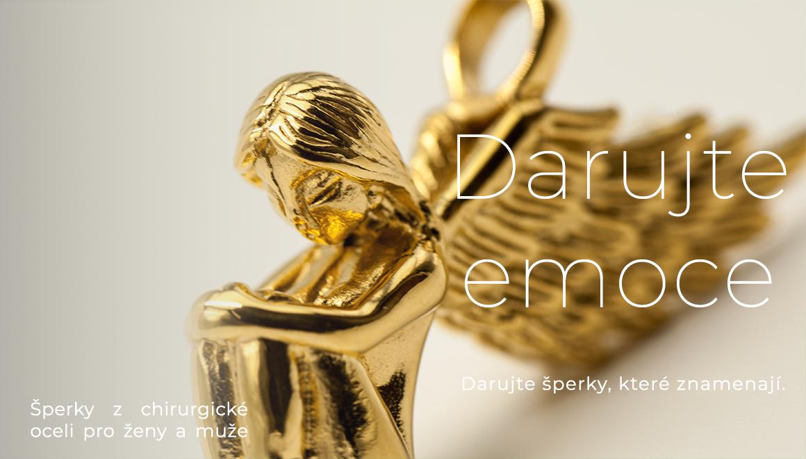 Darujte emoce, darujte šperky, které znamenají | NUGATU