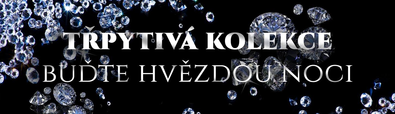 Třpytivé šperky z chirurgické oceli s kamínky a zirkony | NUGATU
