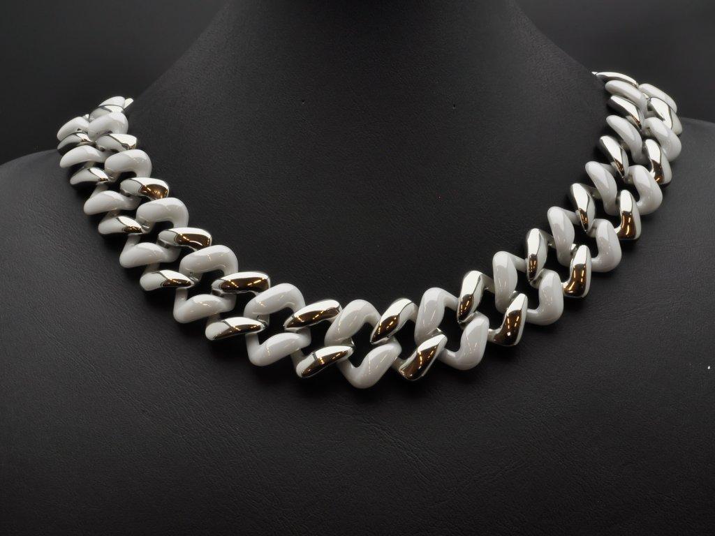 Masivní náhrdelníky
