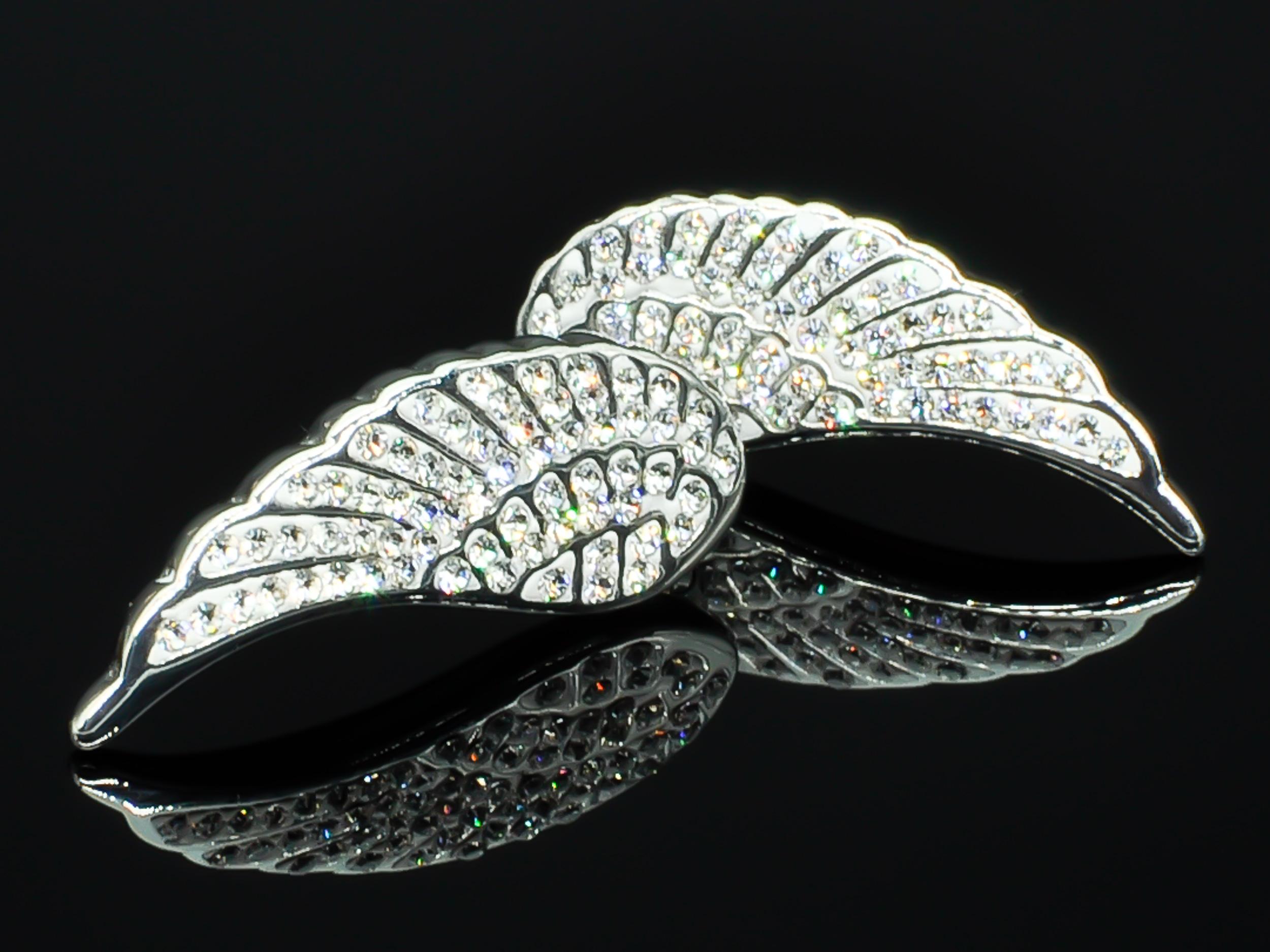 Dámské náušnice - S kamínky, zirkony