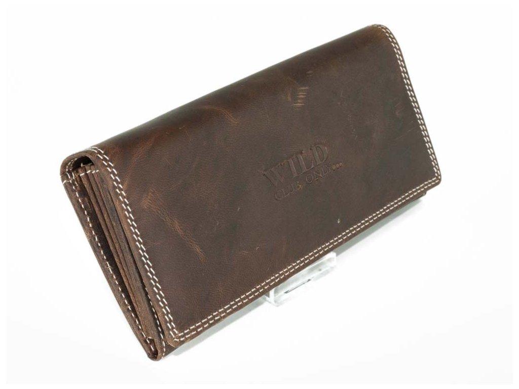 Dámské peněženky - Kožené