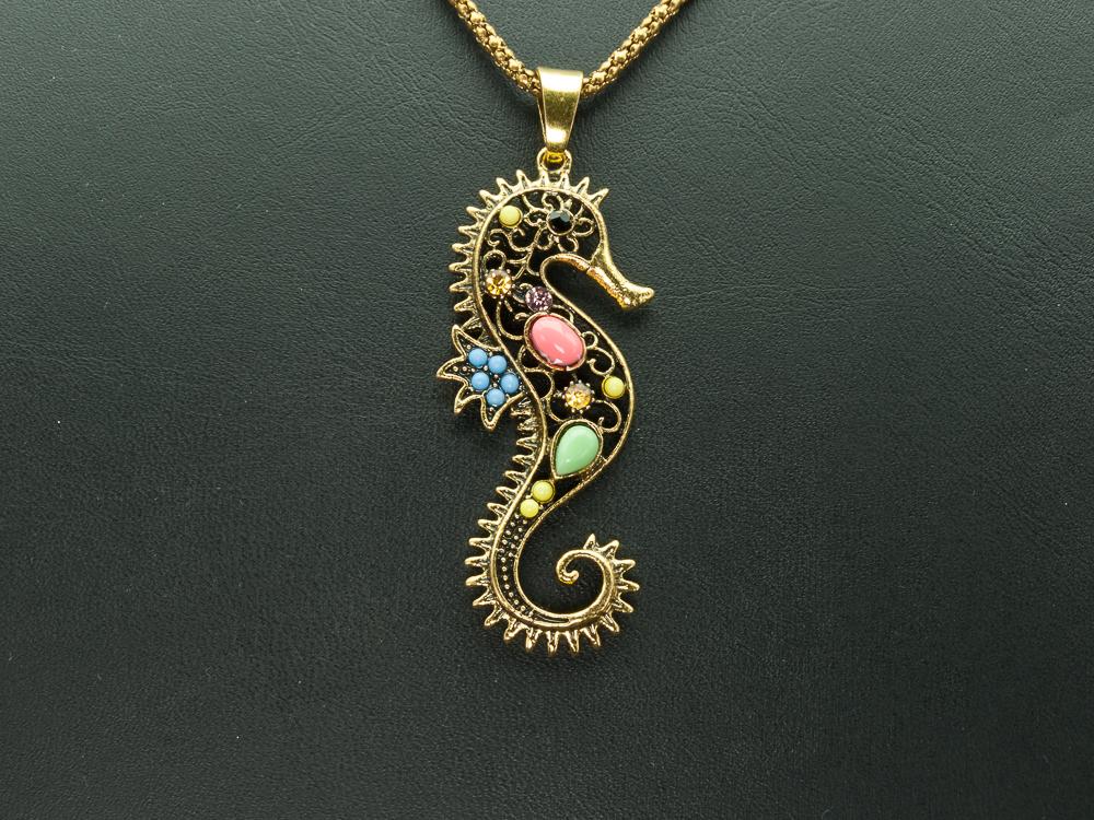 Dámské náhrdelníky - Bohémský styl (bižuterie)