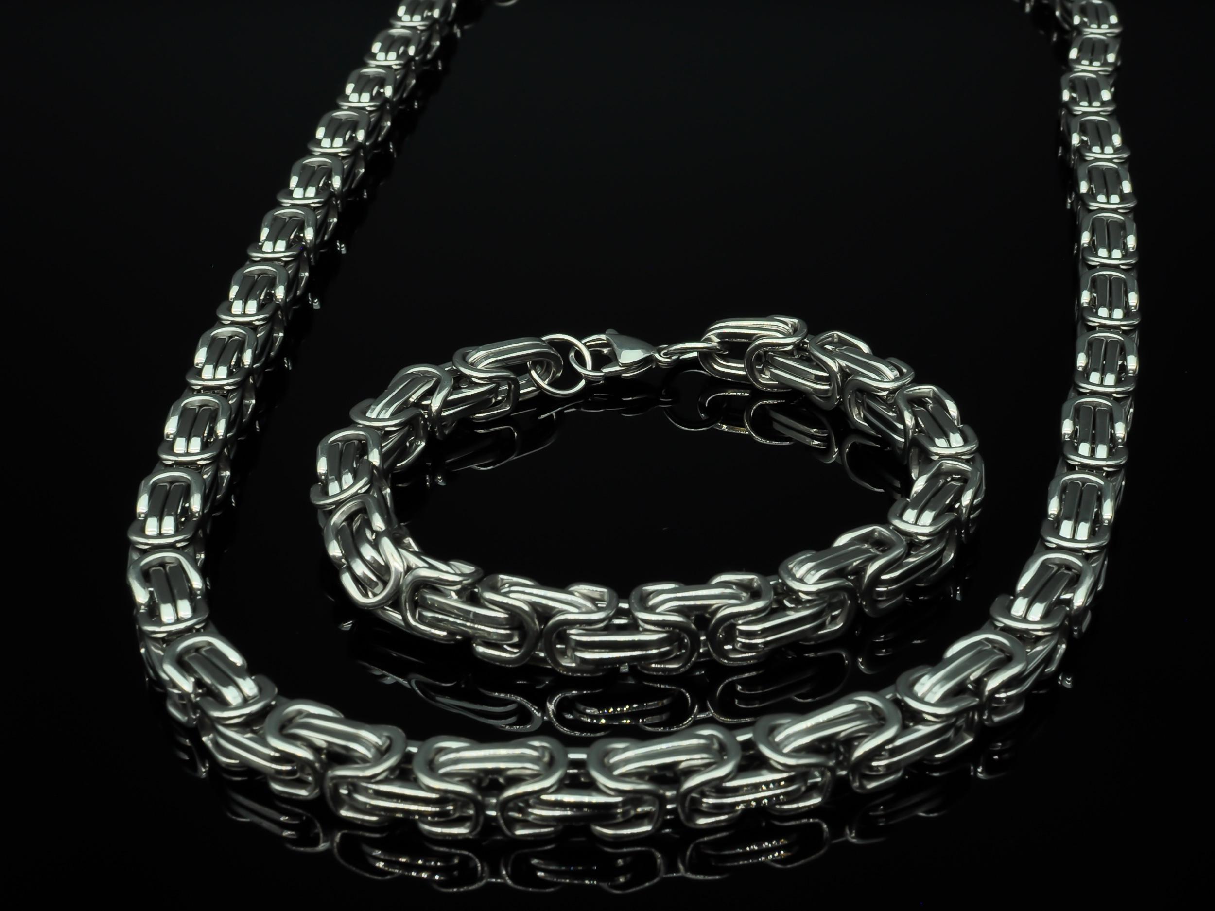 Pánské soupravy šperků