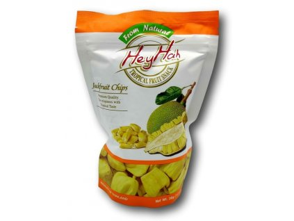 Hey-Hah Jackfruit chips 30g | NUGATU