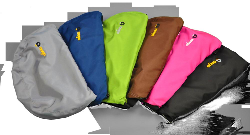 Hotové sestavy NUGO tašek