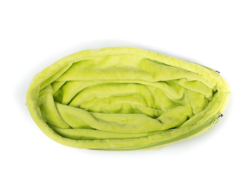 Zelená - zateplená vložka