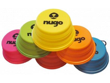 skladaci cestovni misky nugo barevne