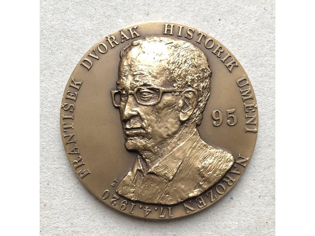 AE medaile Dr. František Dvořák 2015