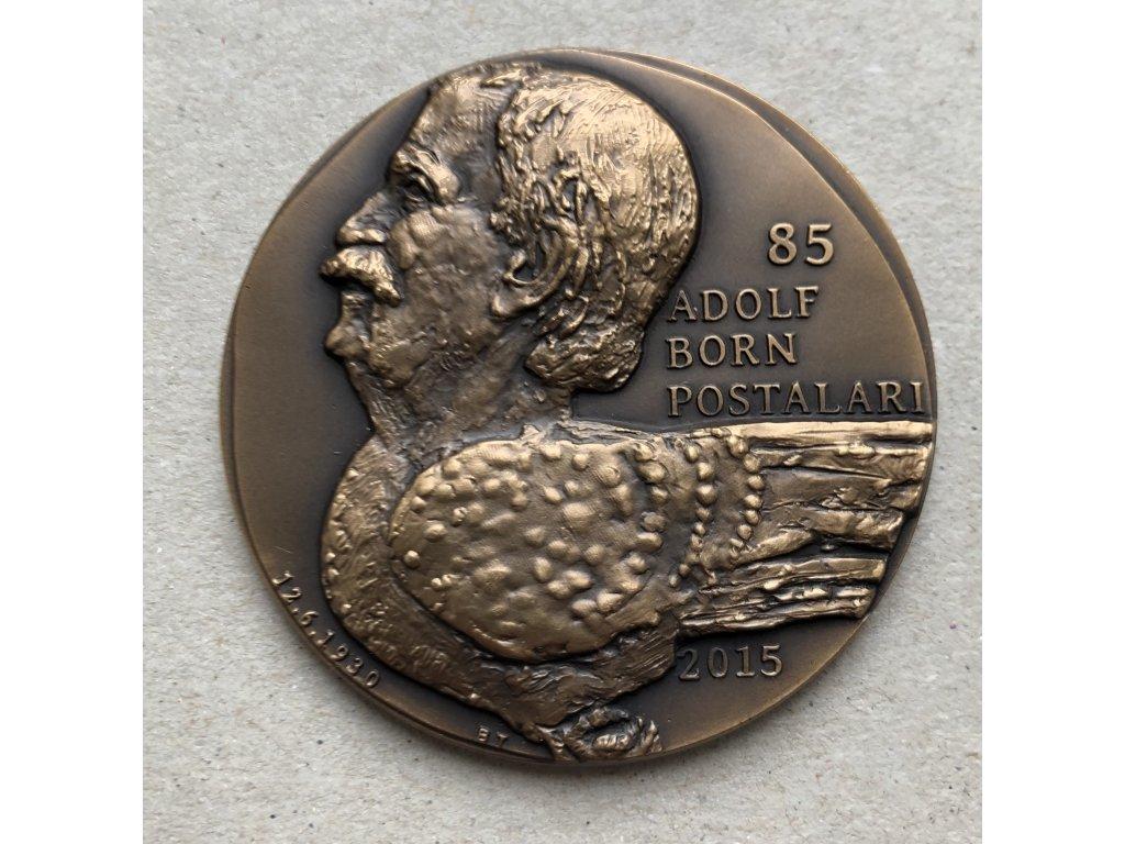 AE medaile Adolf Born 2015