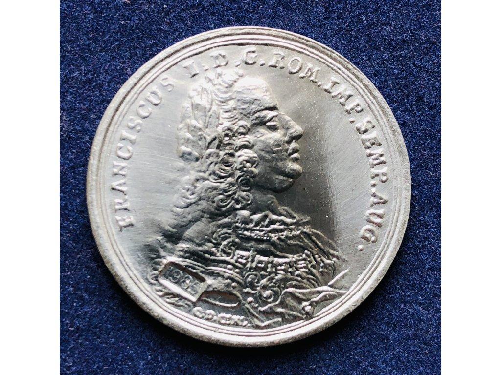 Tolar Regensburg replika 1745/1985