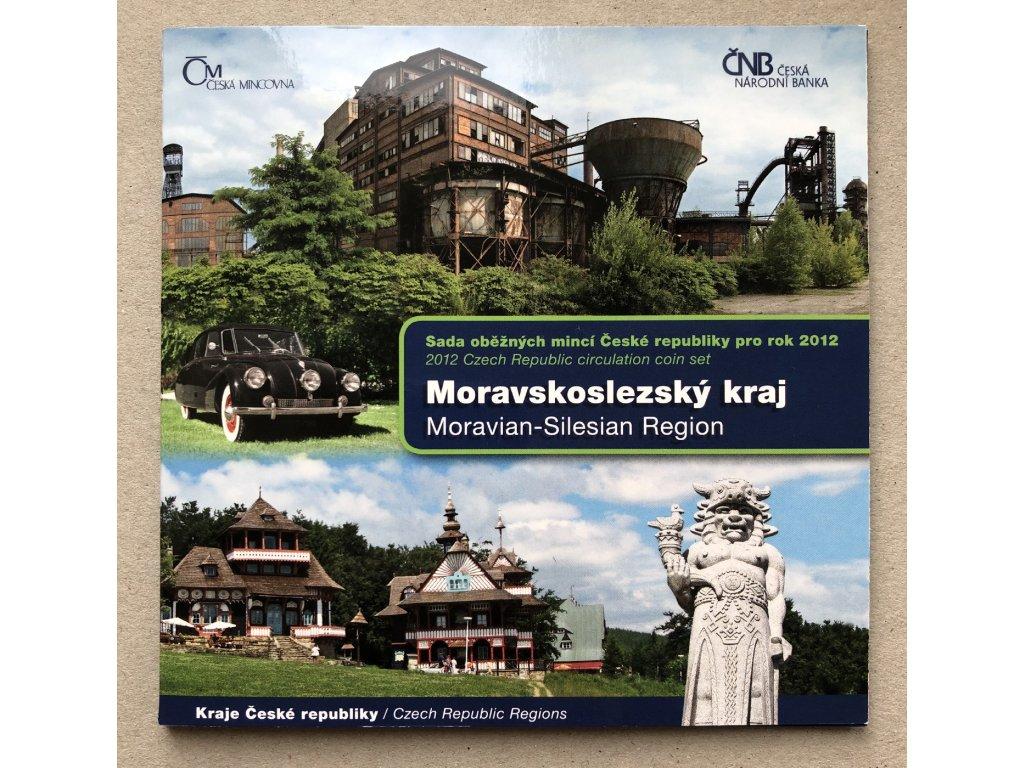 Sada mincí ČR 2012