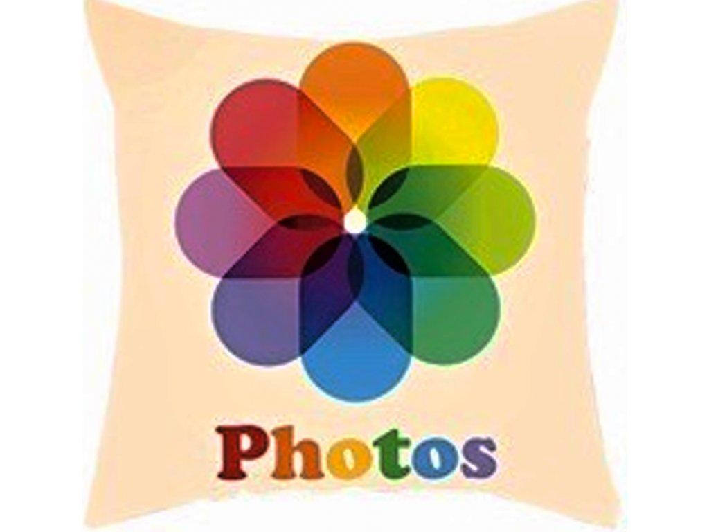 Povlak na polštáře na photos