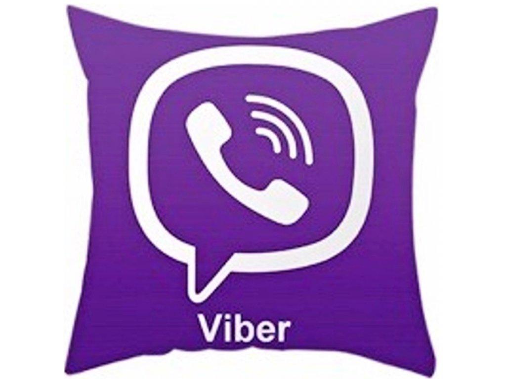 Povlak na polštáře na viber