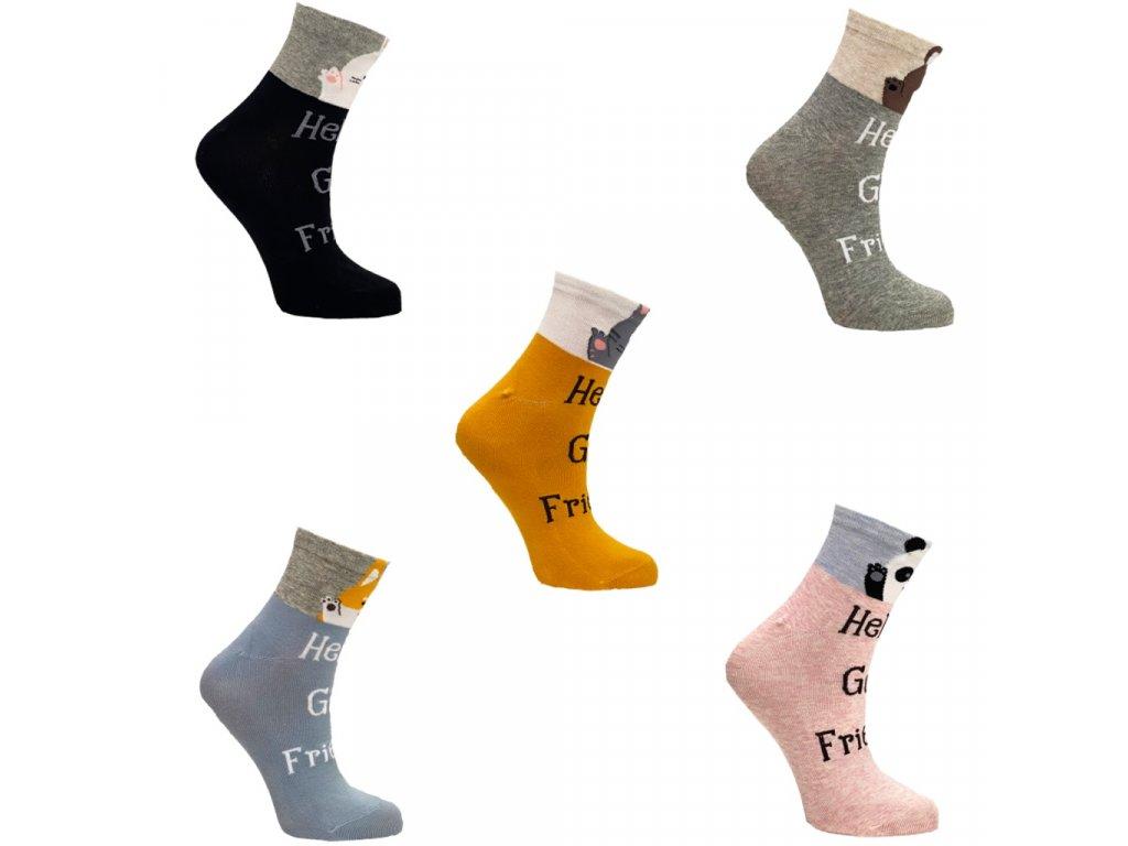 Ponožky 6770