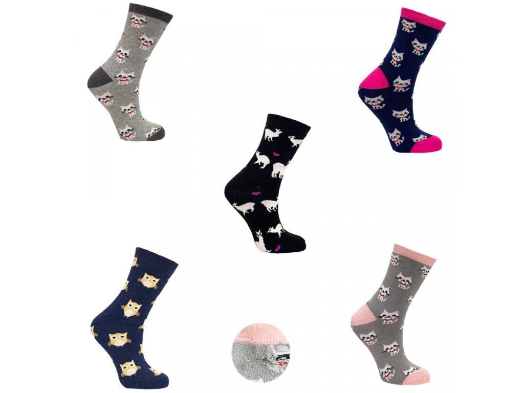 ponožky 6687
