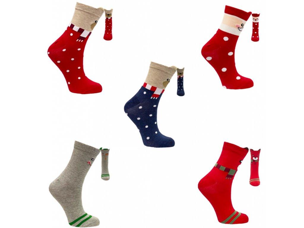 ponožky SNP 6612