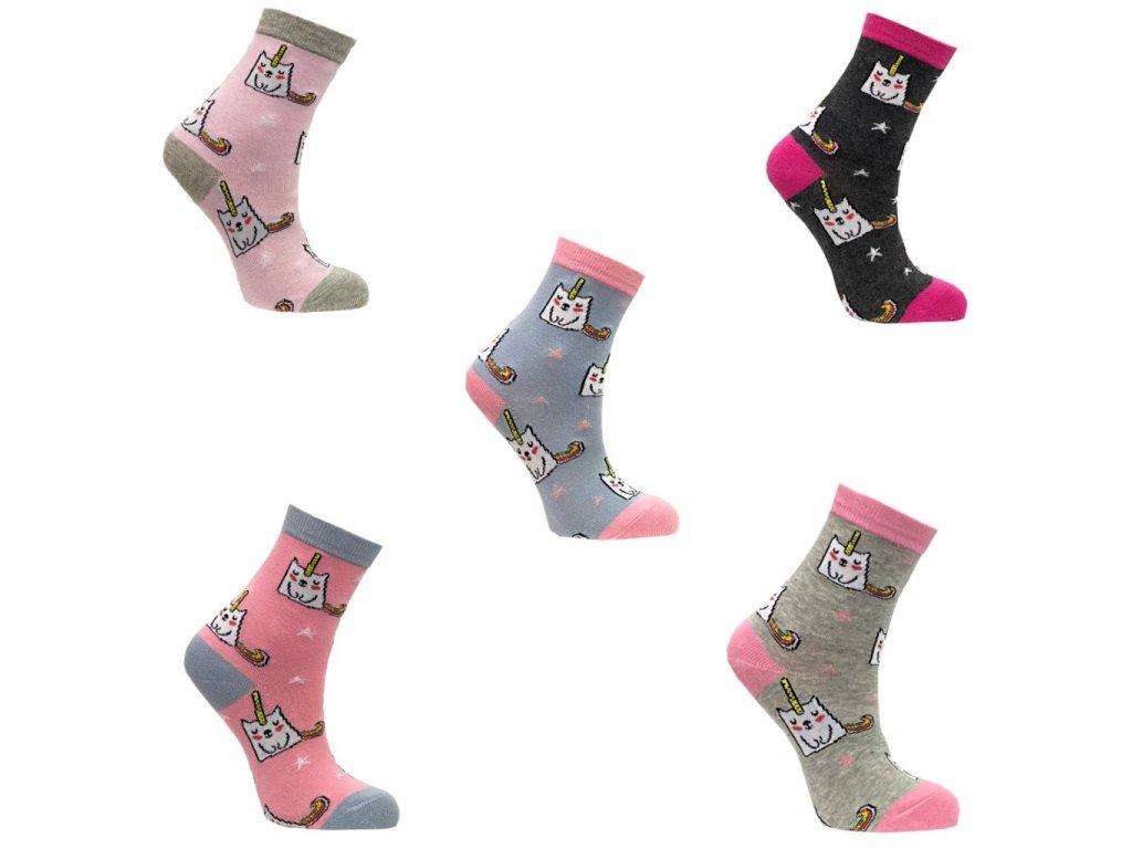 ponožky 6350