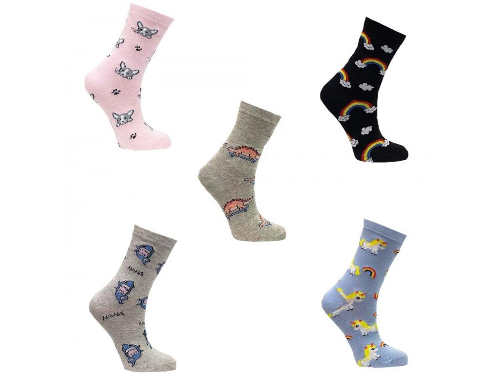 ponožky 6351