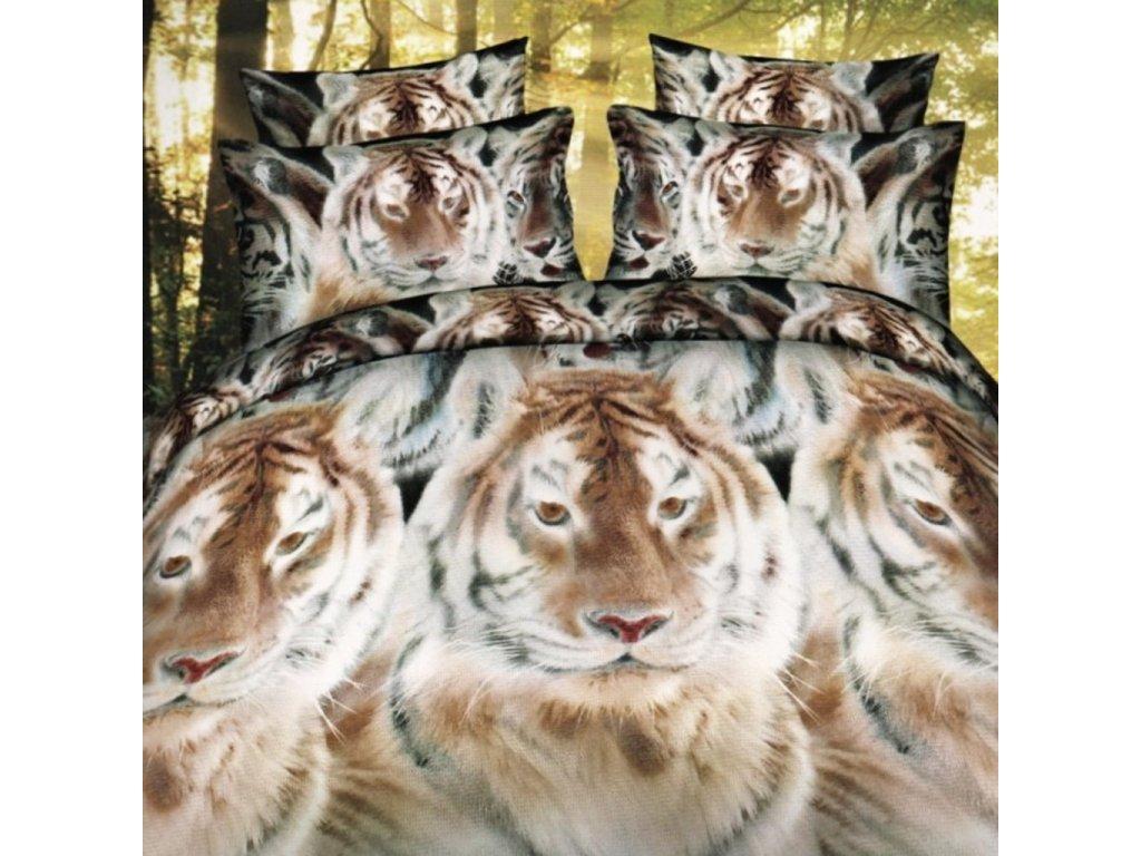 4514 6 dilne povleceni tygr